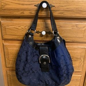 Coach Signature Purse